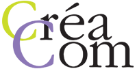 Créacom Services Logo
