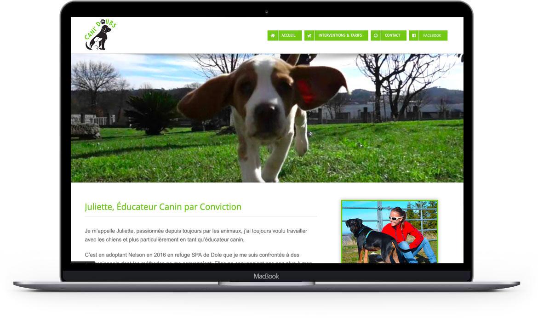 site internet vitrine pontarlier